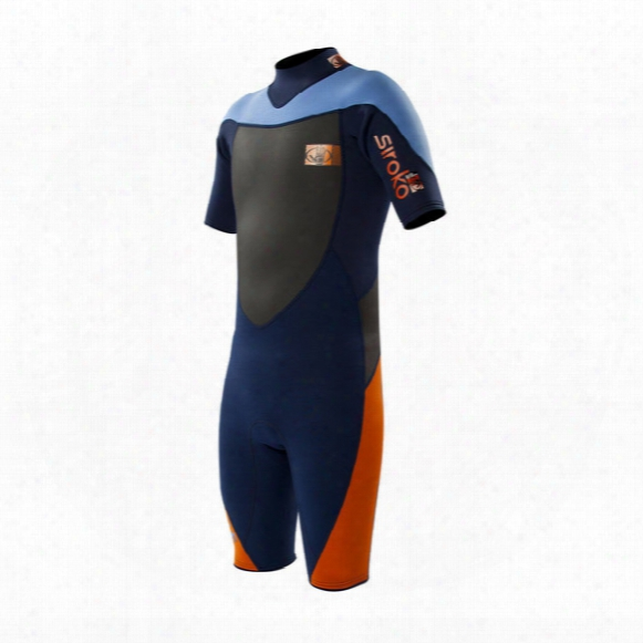 Siroko 2mm S/a Spring Wetsuit � Mens
