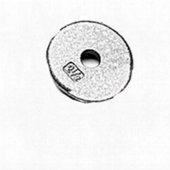 Standard Weight Plate - 2.5 Lbs.