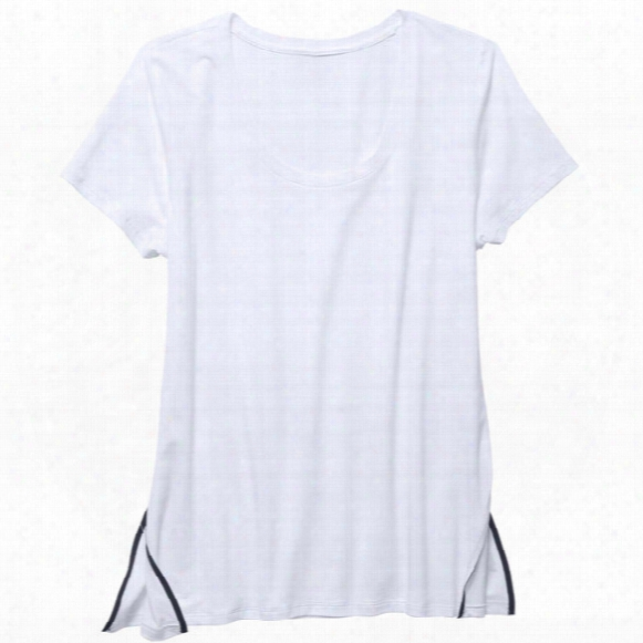 Studio Oversized Short Sleeve T-shirt - Womens