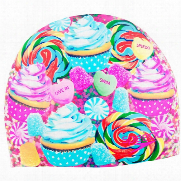 Sweets Silicone Cap - Elastomeric Fit