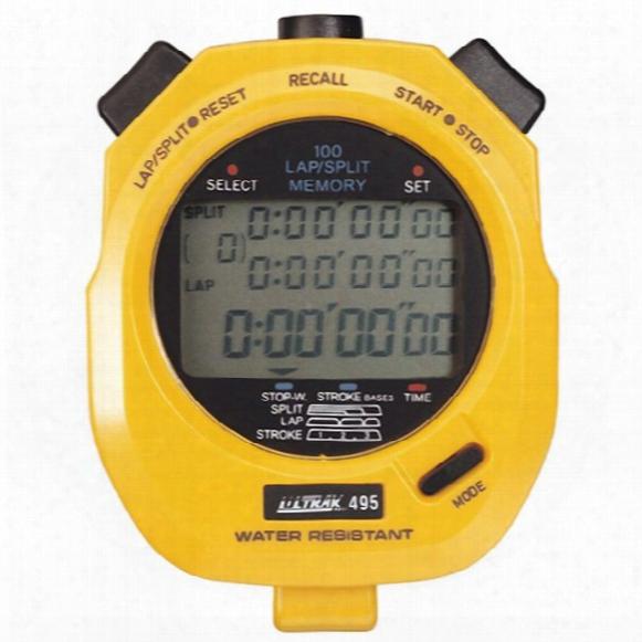Ultrak 495 - 100 Memory Stopwatch