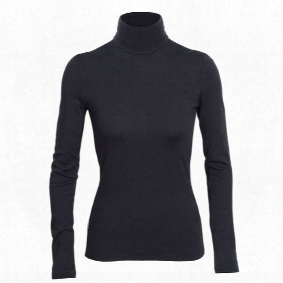 Vertex Long Sleeve Turtleneck - Womens