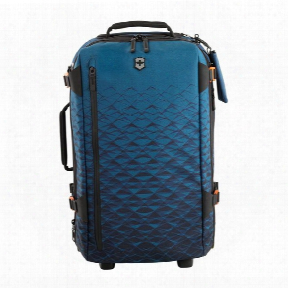Vx Touring Expandable 2-in-1 Carry-on Duffel/backpack