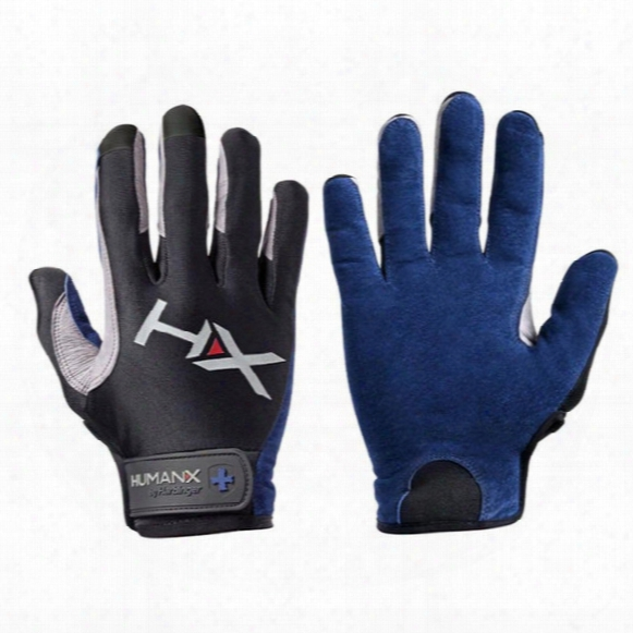 X3 Competition Full Finger Gloves