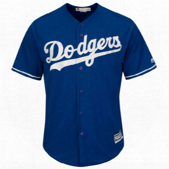 Alternate Royal Big & Tall Cool Base Replica Player Jersey - Mens