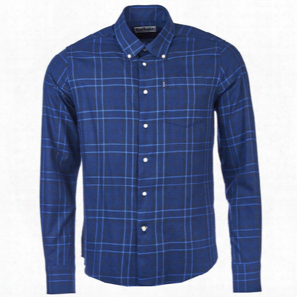 Barbour Inc. Seth Tailored Fit Long Sleeve Shirt - Mens