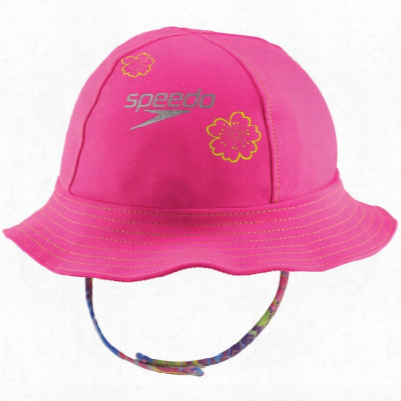 Begin To Swim Uv Bucket Hat