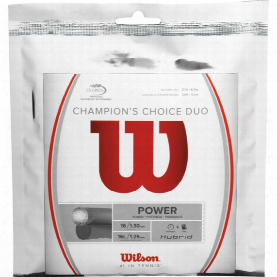 Champions Choice Duo Hybrid String Set