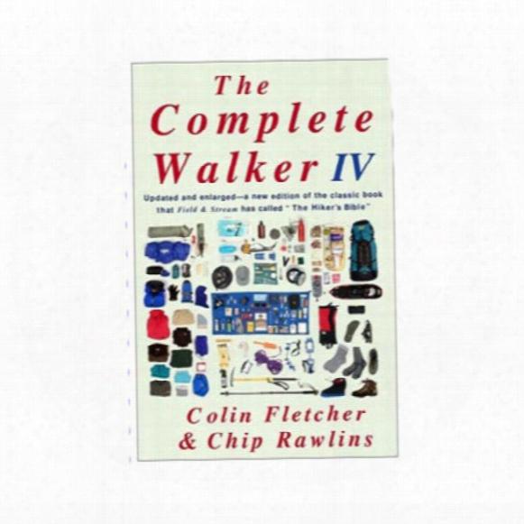 Complete Walker Iv Fletcher