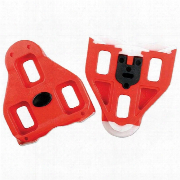 Delta Cleat Red
