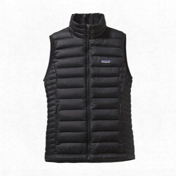 Down Sweater Vest - Womens