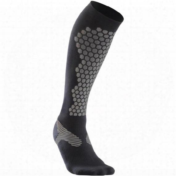 Elite Compression Ski/alpine Sock - Mens
