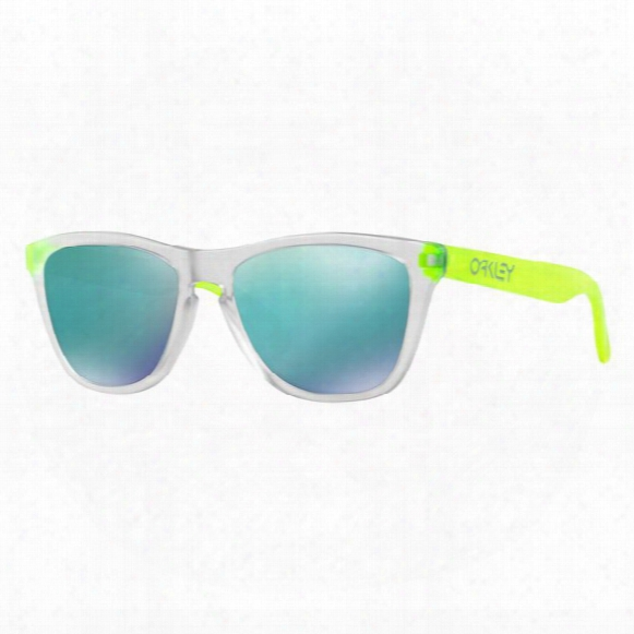 Frogskins Colorblock Collection � Jade Iridium Lens