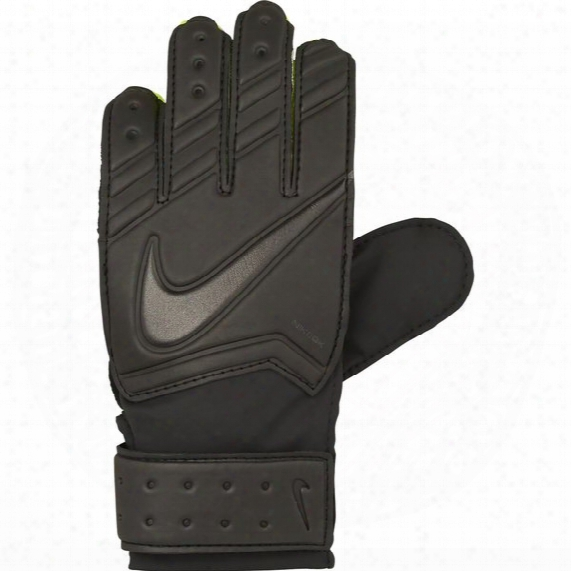 Goalkeeper Match Football Glove - Junior