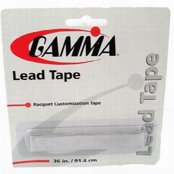 Lead Racquet Customization Tape
