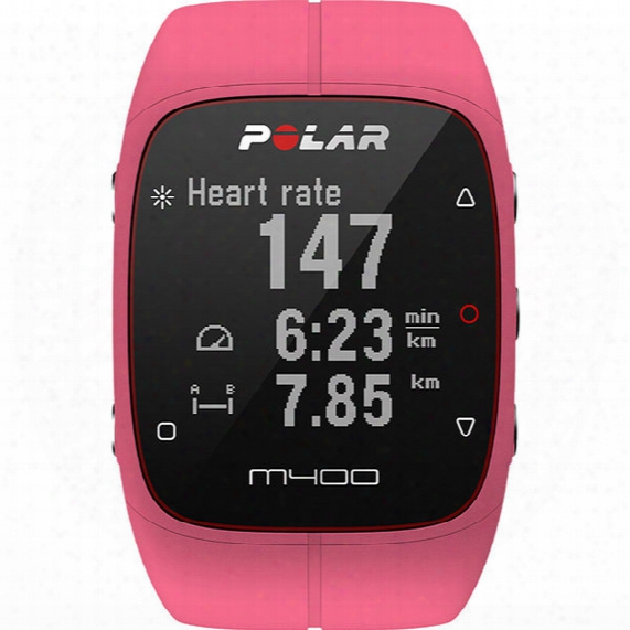 M400 Gps Activity Tracking Watch With Heart Rate Monitor