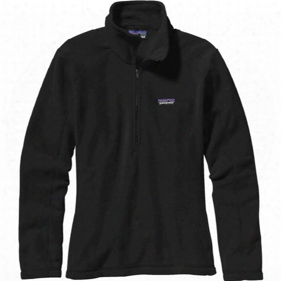 Micro D Fleece 1/4-zip - Womens