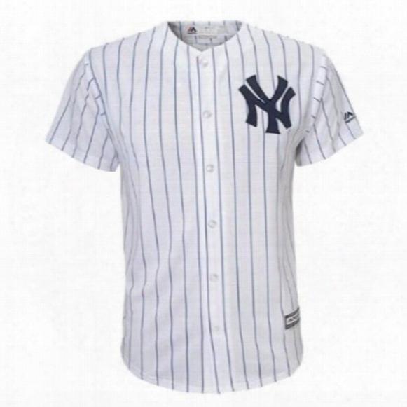 Mlb Yankees Cool Base Jersey - Youth
