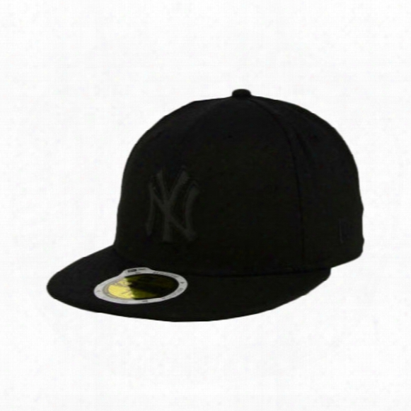 New York Yankees Mlb Iridescent 59fifty Cap