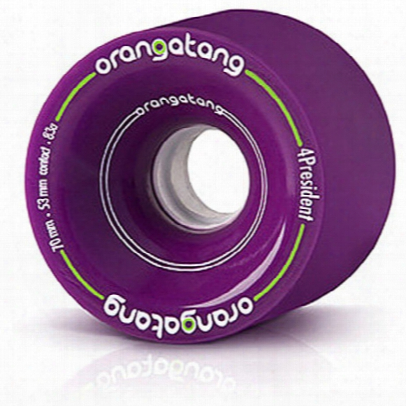 Orangutang 4 President 70 Mm / 83a Longboard Wheel
