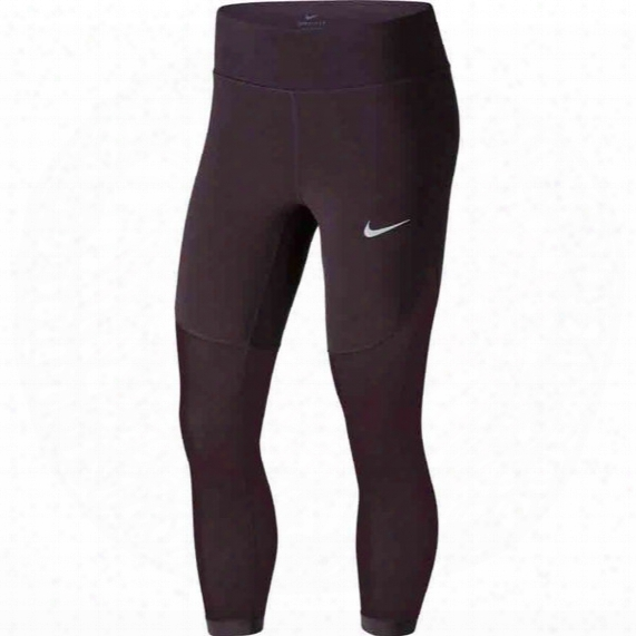 Power Epic Lux Running Crops � Womens