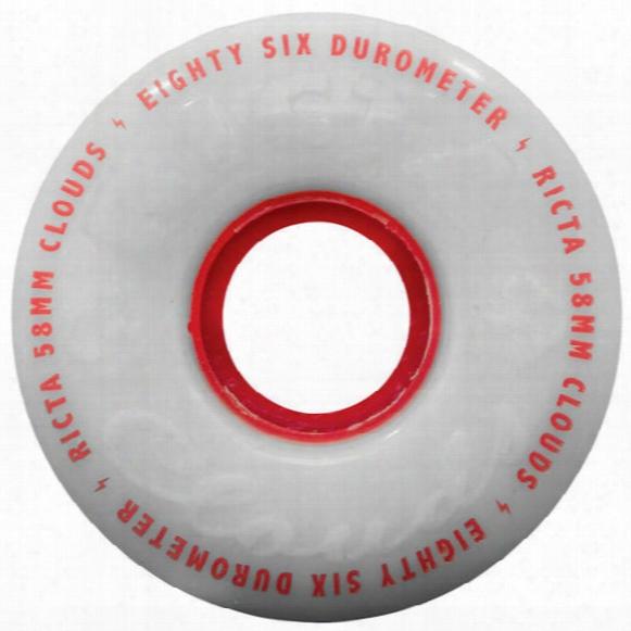Ricta 58mm 86a Cloud Wheel Set