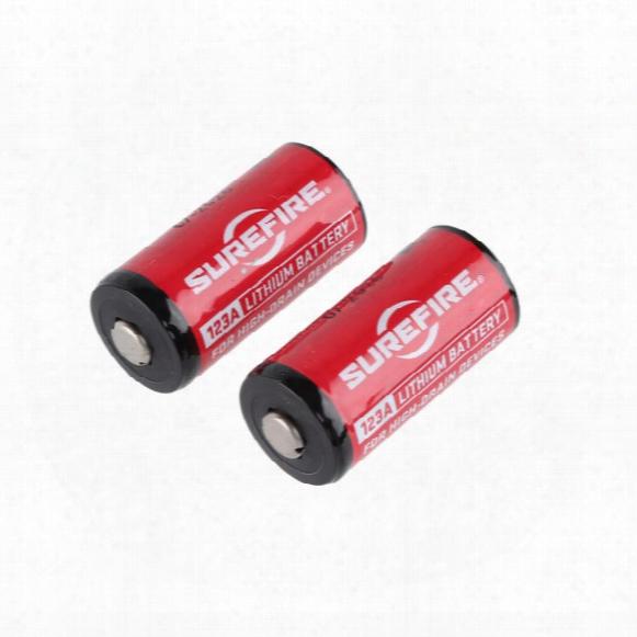 Sf2-cb 123a Lithium Batteries - 2 Pack