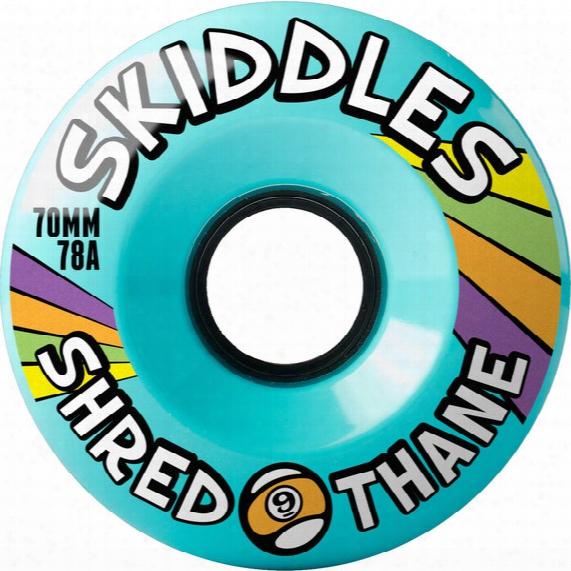 Skiddles 70/84 Skateboard Wheels