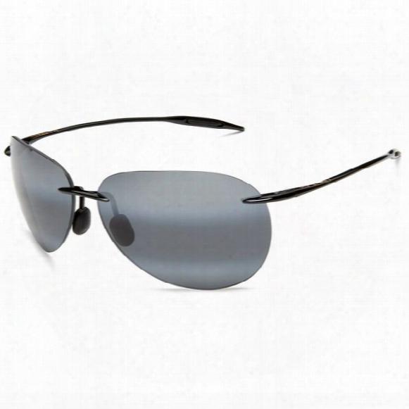 Sugar Beach Polarized Sunglasses - Neutral Grey Lens