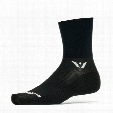 ASPIRE FOUR - QUARTER CREW SOCKS