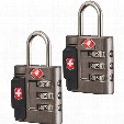 TRAVEL SENTRY APPROVED COMBINATION LOCK SET