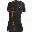 VENTILATOR SHORT SLEEVE TOP - WOMENS