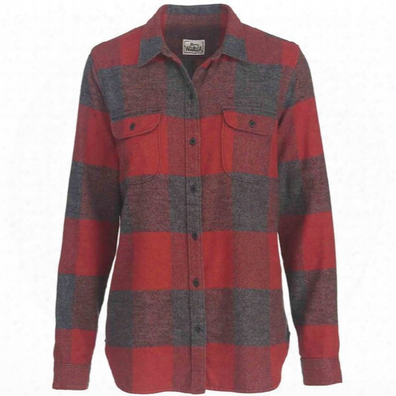 Twisted Rich Flannel - 100% Organic Cotton - Womens