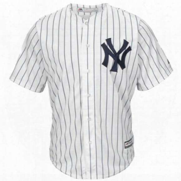 Yankees Home Cool Base Player Jersey - Mens