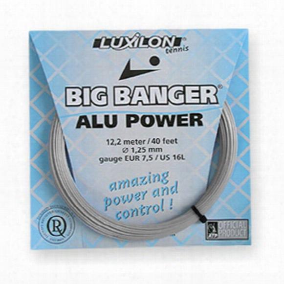 Big Banger Alu Rough