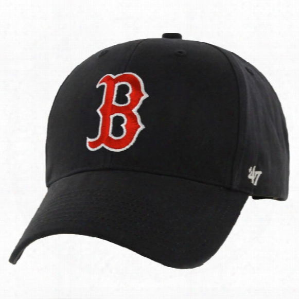 Boston Red Sox Basic Adjustable Hat - Youth