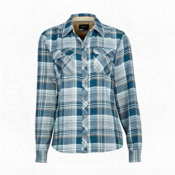 Bridget Flannel Long Sleeve Shirt - Womens