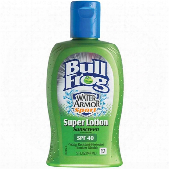 Bullfrog Water Armor Sunscreen