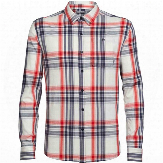 Cool-lite Compass Long Sleeve Shirt - Mens