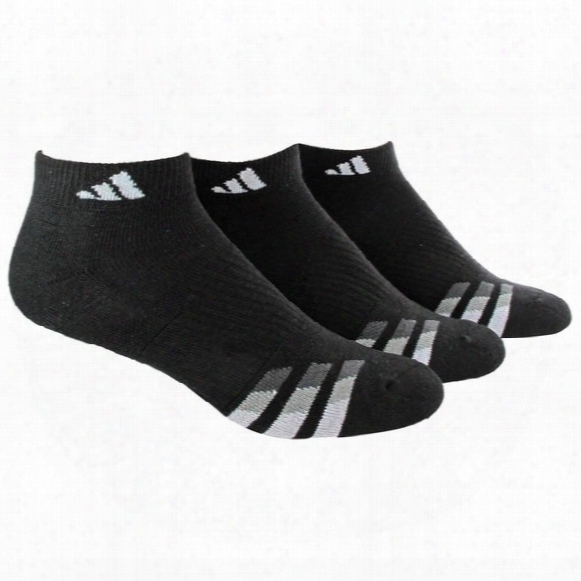 Cushioned Low Cut Socks (3 Pack) - Mens