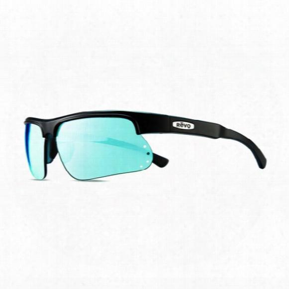 Cusp S Polarized Sunglasses � Blue Water Serilium Lens