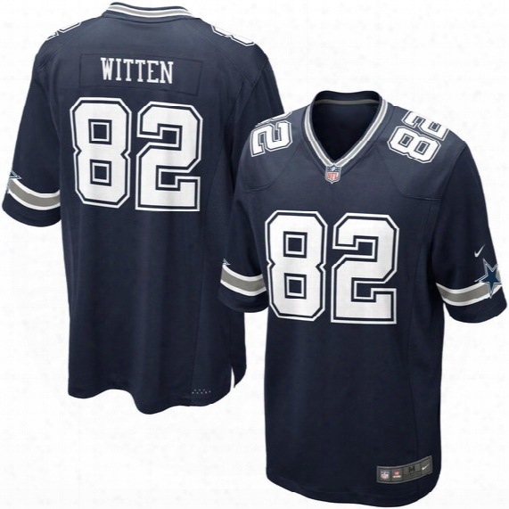Dallas Cowboys Game Jersey ( Jason Witten ) - Youth