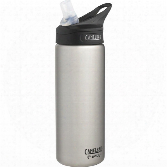Eddy Vacuum Insulated Stainless Steel Bottle - 20 Oz