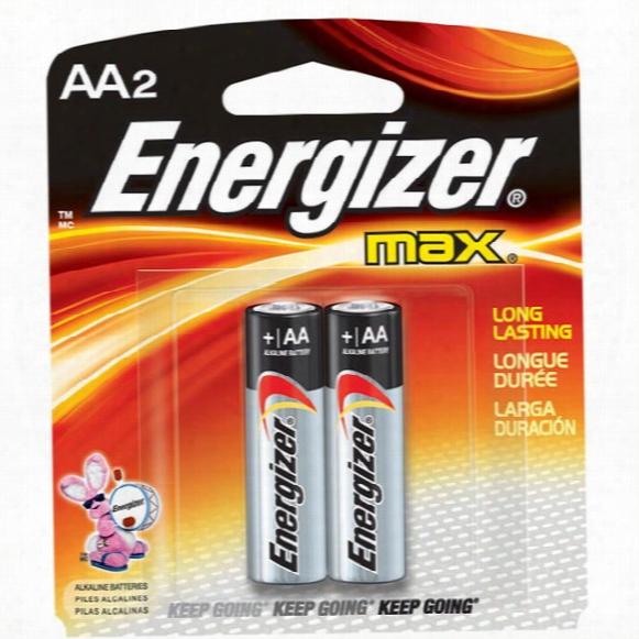 Energizer Aa 2pk Batteries