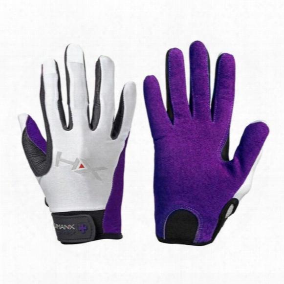 Harbinger X3 Competition Full Finger Gloves - Womens