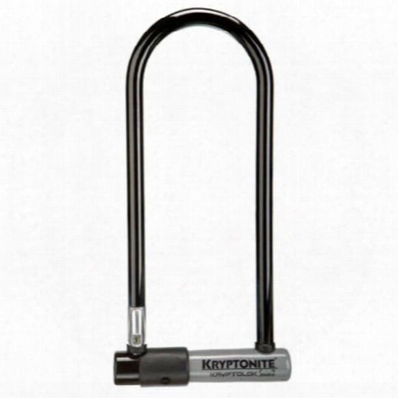 Kryptolok Series 2 Ls U-lock With Bracket: 4 X 11.5'
