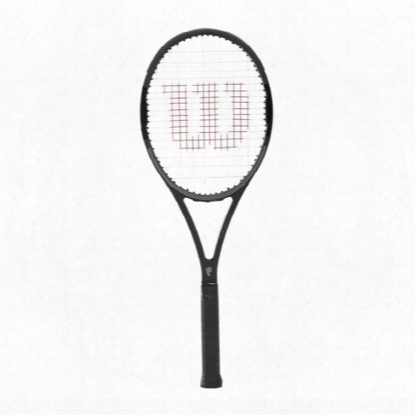 Limited Edition Pro Staff-officers Rf85 Tennis Racket