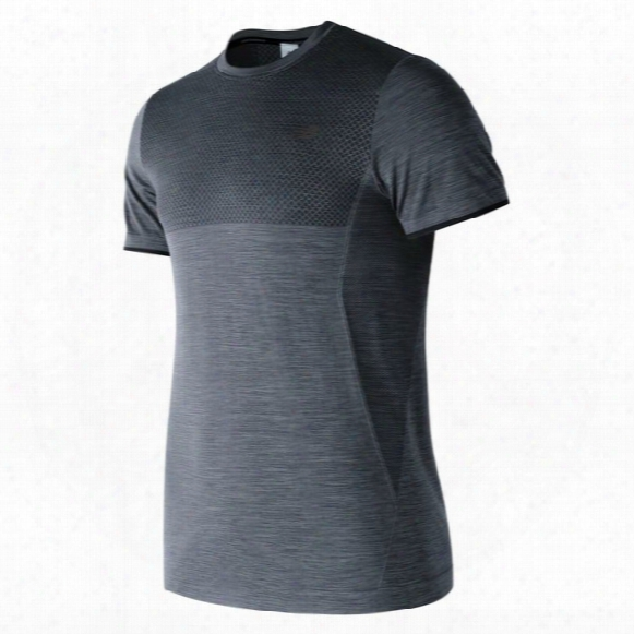 M4m Seamless Short Sleeve Top - Mens