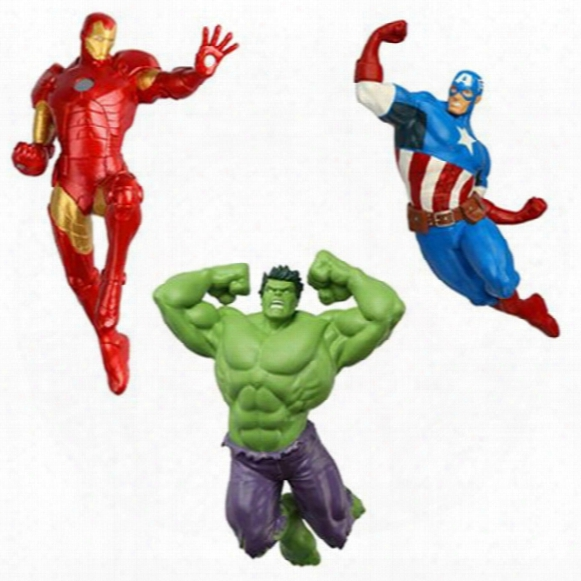 Marvel Dive Characters - Avengers