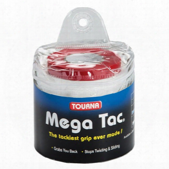 Mega Tac Racket Grip � 30 Pack
